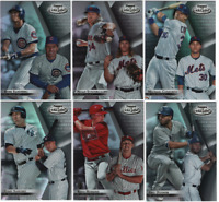 2018 Topps Gold Label Baseball - Class 3 Cards - Choose From Card #'s 1-100