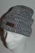 True Religion Man's Cashmere/wool Blend Logo Hat Cap One Size Fits All