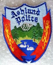 Patch- Ashland US Police Patch (New* apx. 125x105 mm)