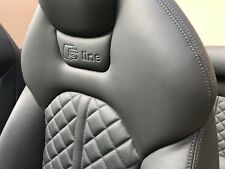 Orig Audi A6 4G C7 RS6 S6 S-Line Lederausstattung RECARO Leder Sitze Leather
