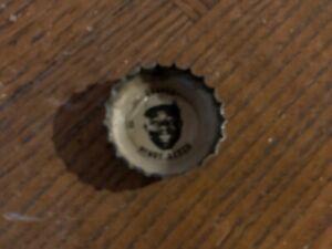 1968 Hank Aaron Atlanta Braves Baseball Coke Cap