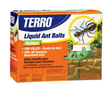 Terro OUTDOOR Liquid Ant Baits (pck of 6 bait stations)