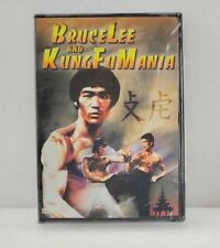 Bruce Lee And Kung Fu Mania DVD Movie