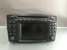 Original Mercedes-Benz W203 Comand 2.0 Radio Navigationssystem Navi A2038209689