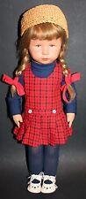 hübsche alte 60-er Jahre Käthe Kruse Puppe 47H in Originalkleidung