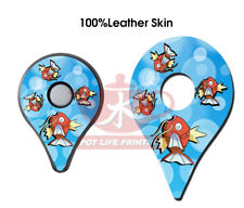 Pokemon GO Plus 2 PCS OF MAGIKARP Top Cover Leather Skin Stickers Accessory
