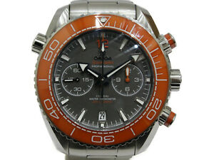 Free Shipping Pre-owned OMEGA Seamaster Planet Ocean 600M 215.30.46.51.99.001
