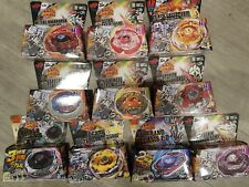 10 PCS Beyblade 4D METAL FUSION Rapidity Fight Launchers Toy