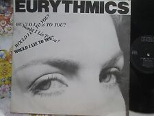 Eurythmics Would I Lie To You? RCA Victor PT 40102 Vinyl 12inch Maxi-Single