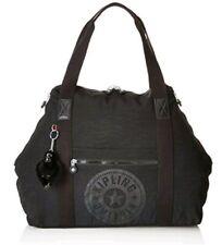 NEW Kipling ART M BLACK limited edition travel tote Gym bag 26L 58cm  Rrp£102