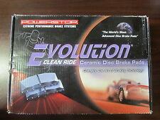 BRAND NEW POWERSTOP EVOLUTION CERAMIC PADS 16-632 1994-2003 FORD E / F SERIES