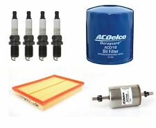 Filter Kit Holden TS ASTRA 1998-2006 Air Oil Fuel Spark Plugs service