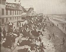 "SEAL BEACH Joy Zone ROLLER-COASTER Photo Print 1608 11"" x 14"""