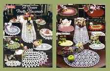 Crochet Annie Potter Presents A Dozen Pretty Placemats pattern