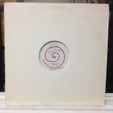 "NM 12""~BUSY FINGERS~Saxxy~Test Tone Tracks~[Original 2000 G.I.T. TEST PRESSING]~"