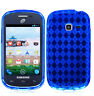 LCD + TPU Flexi Cover Case for Samsung Galaxy Discover SCH-R740C R740C Phone