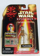 Star Wars Episode 1 Ody Mandrell w/ Otoga 222 Pit Droid Free Ship w/ Pro Packing