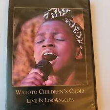 Watoto Children's Choir: Live in Los Angeles - DVD