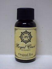 ROYAL COURT FRAGRANCE OIL - 1 OZ. (STRONG SCENT/BETTER VALUE) ORIGINAL ZEN