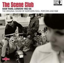 THE SCENE CLUB Various Artists NEW & SEALED NORTHERN SOUL 60s LP Vinyl (CHARLY