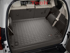 WeatherTech Cargo Liner for Lexus GX w/ 3-Zone Climate - 2010-2017 - Cocoa