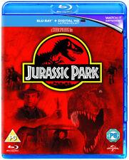 Jurassic Park Blu-Ray (2015) Richard Attenborough, Spielberg (DIR) cert PG