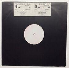 "Wet Wet Wet You've Had It / Sweet Surrender 45 RPM White Label Promo UK 12"" sgl"
