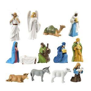 Nativity Super Toob Safari Ltd NEW Toys Educational Decorative Minis