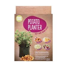 POTATO GROW BAG PLANTER - GROW YOUR OWN POTATOES POTATO SACK SPUDS TUB PATIO NEW