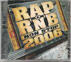 2 CD COMPIL 30 TITRES + DVD 16 TITRES--RAP & R'N'B NON STOP 2006--NEUF