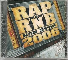 2 CD COMPIL 30 TITRES + DVD 16 TITRES--RAP & R'N'B NON STOP 2006--NEUF