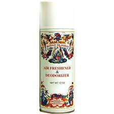 Murray & Lanman Florida Water Air Freshener & Deodorizer Room Spray 12 Oz.