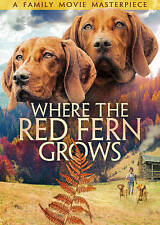 WHERE THE RED FERN GROWS/James Whitmore/NEW DVD/BUY ANY 4 ITEMS  SHIP FREE