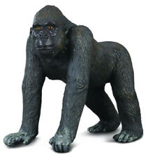 New CollectA 88033 Western Silverback Gorilla Toy Model Figure