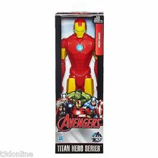 Marvel Avengers TITAN Hero Series Iron Man 30cm Figure.