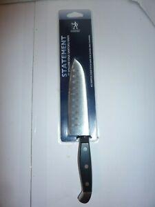 "JA Henckels International Statement 5"" Hollow Edge SANTOKU KNIFE Triple Rivet"