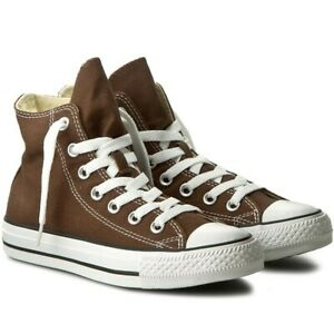 Converse Unisex Chuck Taylor All Star SP High Top Sneaker Chocolate 1P626