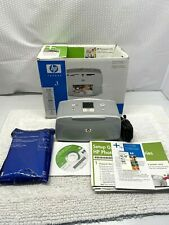 HP Photosmart 325 Digital Photo Inkjet Printer, Print Paper, Support Disc