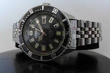 RARE SCARCE VINTAGE CITIZEN DIVER 150 M Ref 62 6198 CAL6001 OVERSIZE WATCH AS IS