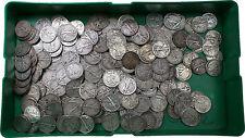(1) 1916-1947 Walking Liberty Silver Half Dollar 50c Coin Average Good from Lot