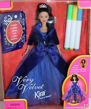 Very Velvet Kira Barbie 1998, MIB NRFB - 20531
