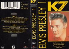 "K 7 AUDIO (TAPE)   ELVIS PRESLEY  ""JAILHOUSE ROCK"""