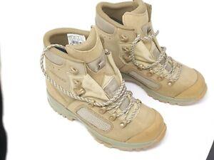 GEN BRITISH ARMY LOWA WXL Elite Desert Boots Size 5 Military Issue Kit New