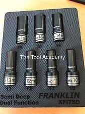 Franklin Tools Semi sistema del zócalo profundo Pared Delgada De Espuma 10mm-longitud 16mm (55mm)