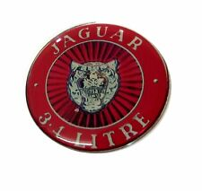 Jaguar MK2 3.4 28mm Badge - for Moto Lita Steering Wheel
