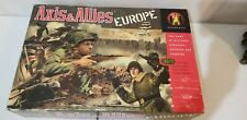 Axis & Allies: Europe 41313 Military Strategy Board Game Avalon Hill HASBRO 1999