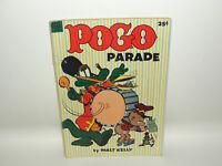 Dell GIANT Pogo Parade #1 (Walt Kelly) Golden Age 1953