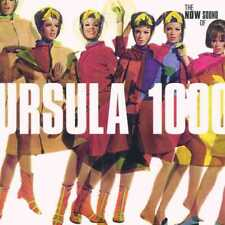 URSULA 1000 = the now sound of = ELECTRO NU JAZZ BIG BEAT DOWNTEMPO GROOVES !!