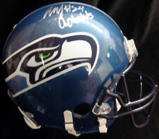 MARSHAWN LYNCH AUTOGRAPHED SEAHAWKS FULL SIZE AUTHENTIC HELMET PSA/DNA 35405
