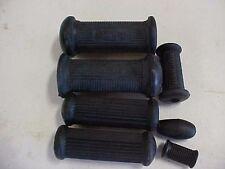 Triumph peg rubber set- kickstarter, shifter, rider, centerstand, passenger pegs